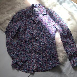 Beautiful Long Sleeve Shirt size S